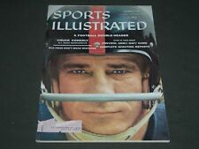 1956 DECEMBER 3 SPORTS ILLUSTRATED MAGAZINE - CHUCK CONERLY COVER - ST 4798