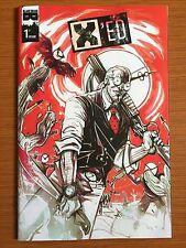 X'ed #1 Black Mask Comics LOW PRINT RUN VF/NM Combine Ship .99 Sale SOLD OUT HTF