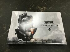 Warhammer 40k Sisters Of Battle Army Set Limited Edition (Sealed, OOP)