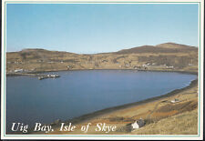 Scotland Postcard - Uig Bay, Isle of Skye    C1130