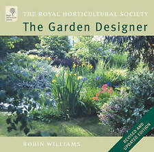 The RHS Garden Designer Revised Edition, Williams, Robin, New Book