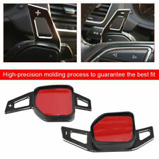 Steering Wheel DSG Paddle Extension Shift Sticker For Audi S4 B8 S5 S6 RS6