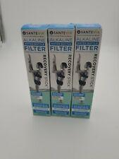 3 Pack santevia bottiglia di acqua alcalina Bastone di recupero del filtro PH mineralizzati Power