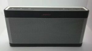 Bose Soundlink III Bluetooth Speaker - Silver