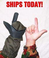 NEW JUMBO Wool Blend Gloves Czech Military Surplus Hunting Fishing Men/'s  XXL