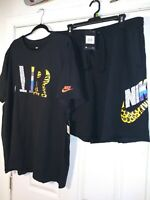 Nike Air Max Day Shorts & T-shirt Wotherspoon Atmos Pack NSW CI3011-010 SZ XXL