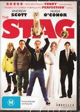 THE STAG - ANDREW SCOTT -  NEW & SEALED  REGION 4 DVD FREE LOCAL POST