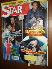 Star Tv.LINDA SANTAGUIDA,COSTANTINO VITAGLIANO,ALESSIA FABIANI,ALESSANDRO NESTA