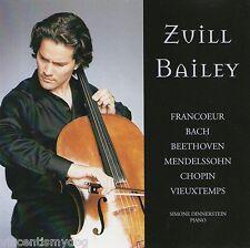 Zuill Bailey Debut Recording (15 track CD album 2003)