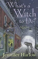 A Midnight Magic Mystery: What's a Witch to Do? 1 by Jennifer Harlow (2013,...