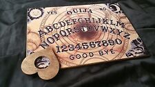 Classic Wooden Ouija Board Planchette Instructions Large Size A3 Mystical Magic