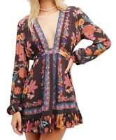 Free People Violet Hill Print Tunic Floral