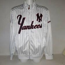 GIACCHETTA NEW YORK YANKEES BASEBALL MAJESTIC MLB SHIRT JERSEY JACKET XXL MINT