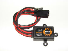 Xpert RC Electronic Power Receiver Switch - NiMH LiPo LiFE - B3206