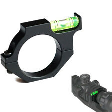 Alloy Bubble Spirit Level Fit 30mm Dia Laser scope Sight Tube for Rifle Hunting