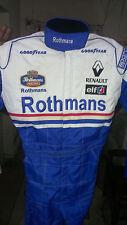 Rothman Kart race suit CIK/FIA Level 2 approved