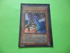 Horus Dragon De La Flamme Noire Lv8 (DR3-FR008) Carte YuGiOh RARISSIME