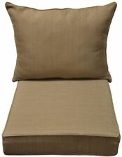 Allen Roth Patio Furniture Cushions Pads Ebay