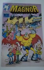 The Mighty Magnor #3 1993 (VF) In A Sleeve With A Board Backing Malibu Comic