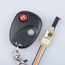 Switch Remote Control Power LED DC3V 3.7V 5V 6V 7V 9V 12V Mini Relay Wireless