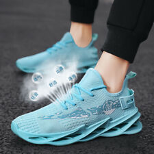 Men's Breathable Sneakers Outdoor Fitness Sport Running Athletic Trainers Shoes