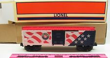Lionel ~ 6-26777 BC Flag car with Lights
