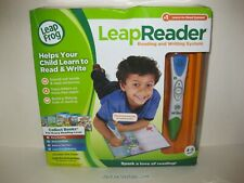 Leap Frog Leap Reader Reading & Writing System Pen Educational Book 4-8Y New Nib