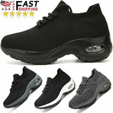 Womens Fashion Sports Shoes Athletic Running Casual Walking Tennis Sneakers Gym