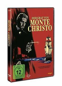 Der Graf von Monte Christo (1962)[DVD/NEU/OVP] Louis Jourdan als Edmond Dantès,