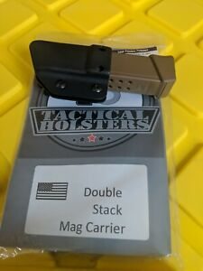 9mm double stack magazine holder