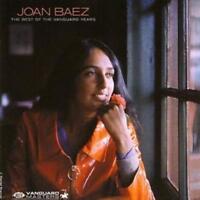 Joan Baez : The Best of the Vanguard Years CD (2005) ***NEW*** Amazing Value