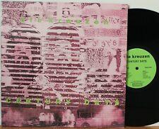 DIE KREUZEN Century Days LP (Touch & Go 30, orig 1988) VG++ Punk Alternative