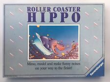 Roller Coaster Hippo by Ravensburger Ages 12+ Mime Model & Make Funny Noises