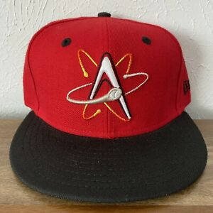 NWOT New Era Albuquerque Isotopes Road MiLB 59Fifty Fitted Hat 7 1/4