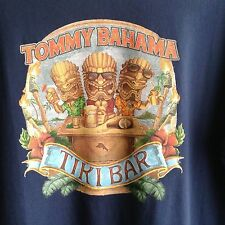 NEW TOMMY BAHAMA RELAX Short Slv ISLAND VACATION MENS COTTON T-SHIRT XL X-LRG