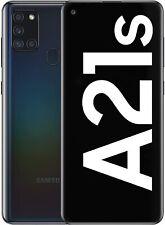 SMARTPHONE SAMSUNG A21S 128GB 3GB RAM BLACK NERO DISPLAY 6.5'' 48MPx NUOVO