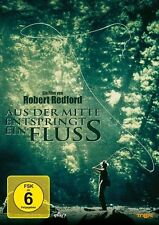 DVD AUS DER MITTE ENTSPRINGT EIN FLUSS # Brad Pitt, Tom Skerritt ++NEU