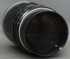 CANON FD f/2.5 135mm  SUPER - CANOMATIC R Lens Japan