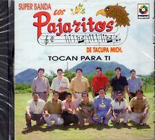 Super Banda Los Pajaritos De Tacupa Mich. Tocan Para Ti  CD New