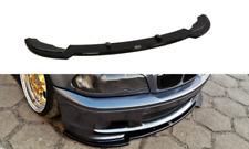 BODY KIT LAMA SOTTO PARAURTI ANTERIORE SPLITTER BMW 3 E46 MPACK COUPE