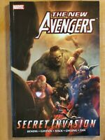 New Avengers v8 Secret Invasion Book One great condition Brian Michael Bendis