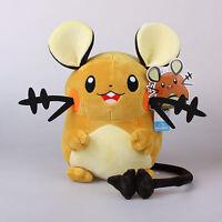 Offiziell 27Cm Pokemon Dedenne Plüschtiere Kuscheltier Plüsch Stofftier Puppe