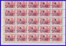 GREECE CHARITY 1944 LANDSCAPES OVP. 5.000/75 Dr. B25 MNH SIGNED UPON REQUEST