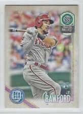 J.P. CRAWFORD 2018 Topps Gypsy Queen ROOKIE RC #236 Phillies FREE SHIP