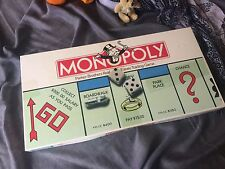 Monopoly used condition complete set