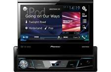 "Pioneer AVH-X7800BT RB DVD/CD/MP3 Player 7"" Flip Up LCD Bluetooth Siris Eyes"