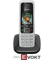 GIGASET C 430,Cordless Phone,Silver/Black