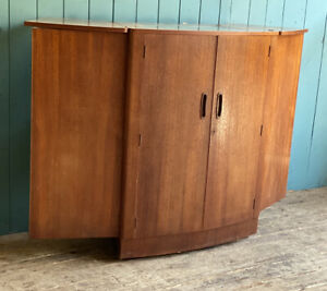Turnidge Of London RETRO MID CENTURY Cocktails Drinks Bar Cabinet DELIVERY*🚚