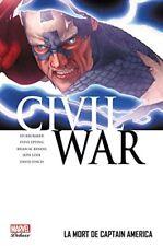 Comics français Marvel collector, rare en super-héros sur Captain America