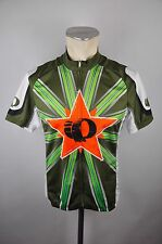 Pearl Izumi Cycling CYCLING JERSEY MAGLIA BIKE TAGLIA M MEDIUM MARRONE b06